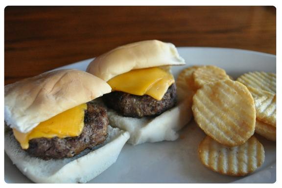 Kid Friendly, Hamburgers, Cottage Fries, Kids Meal
