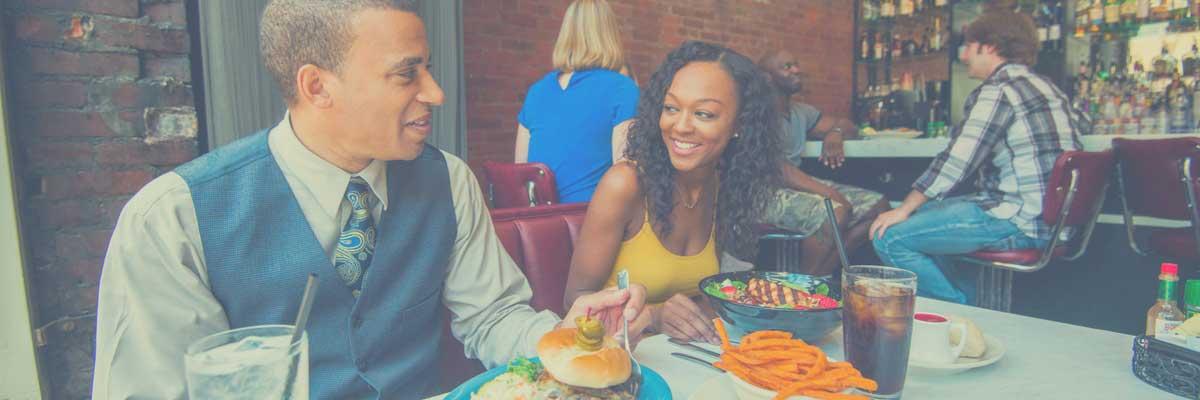 Sweet Porato Fries, Date Night, Best Cheap Eats,