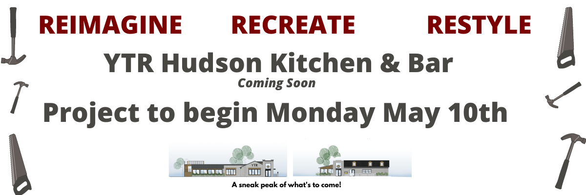 Hudson Remodel Project